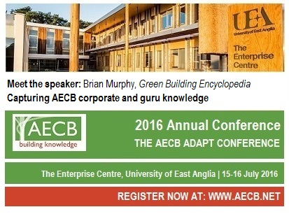 The AECB ADAPT Conference 2016 G#11270