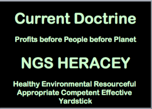 Current Doctrine v Heracey(tm)