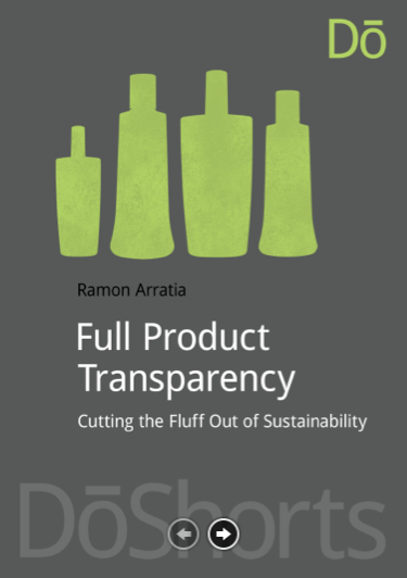 Full Product Transparency FPT Cover