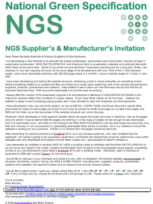 NGSSupplierManufacturerInviteA01BRM040514