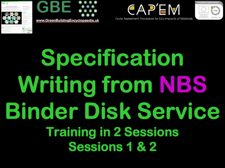 specification writing services