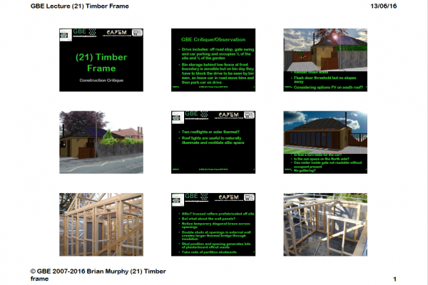 GBE Lecture(21)TimberFrameCrit 9H1