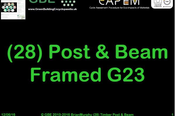 GBE Lecture(28)Post+BeamFramedG23 S1