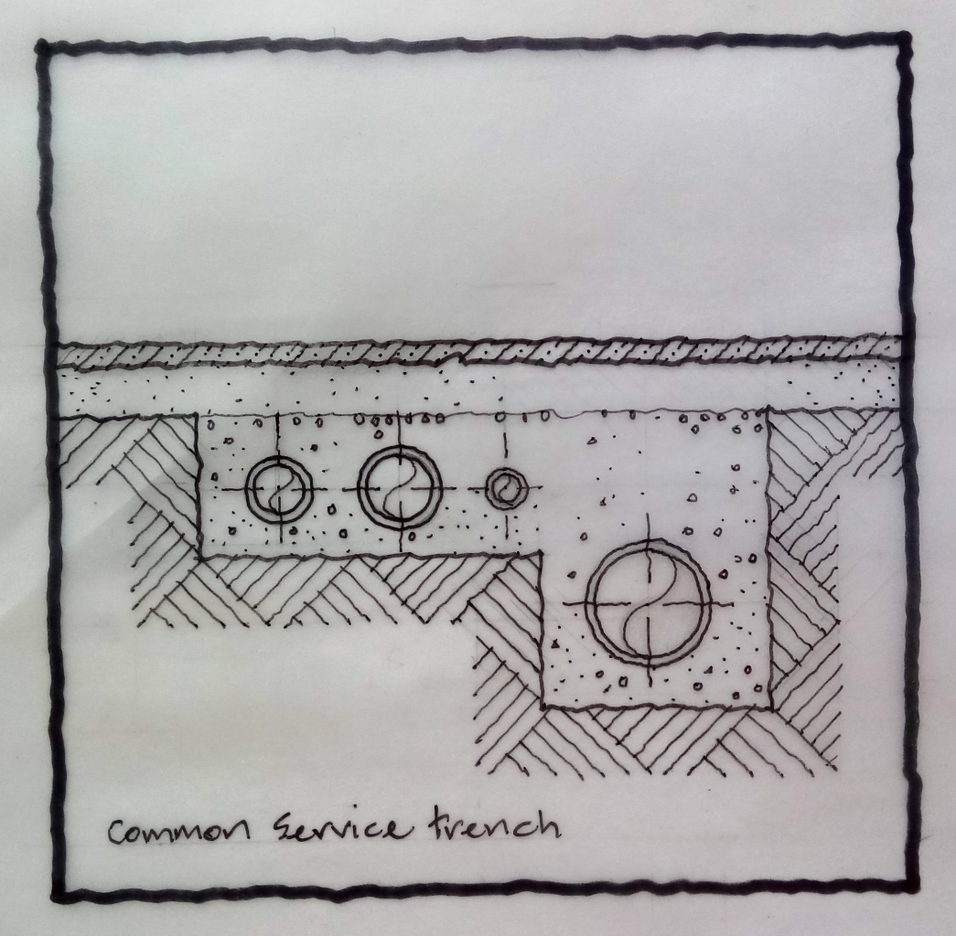 GBE Navigation Icon CI/SfB 1997 Common Trench Narrow