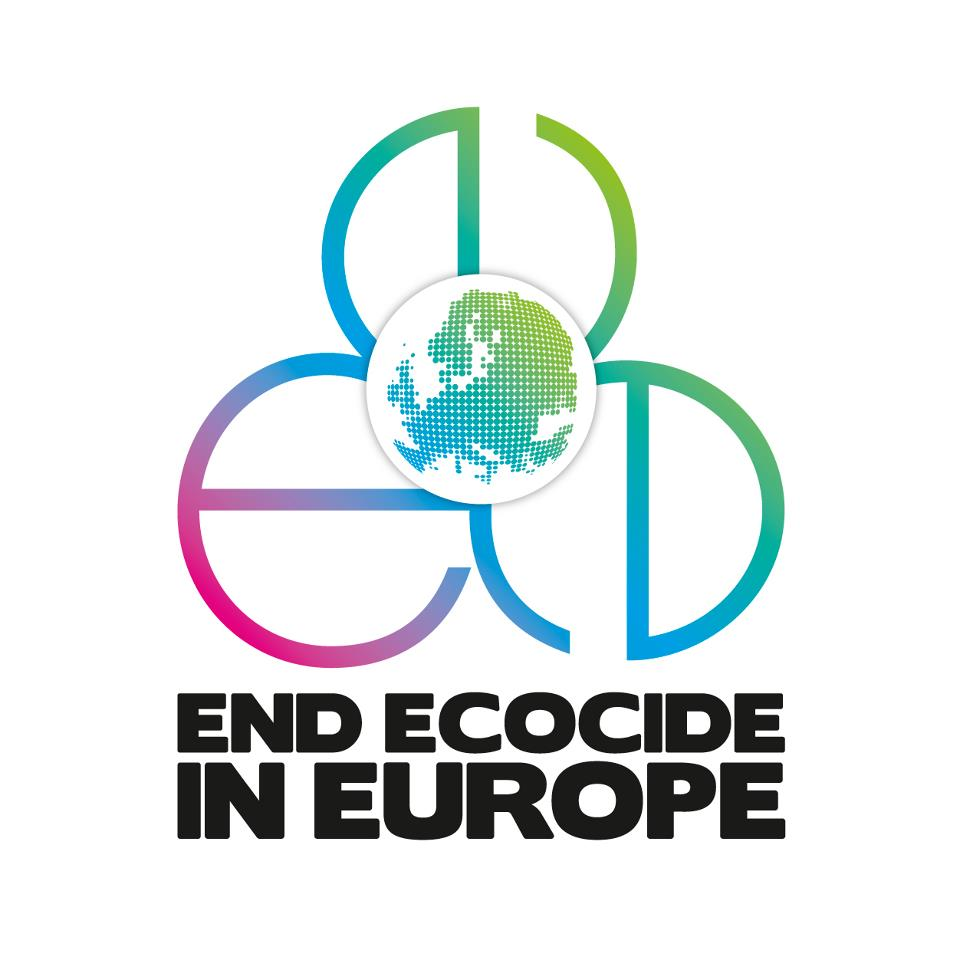 End Ecocide In Europe Logo png