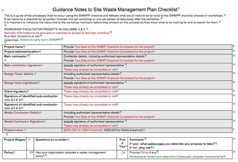 SWMP Checklist Guidance Notes 1 png