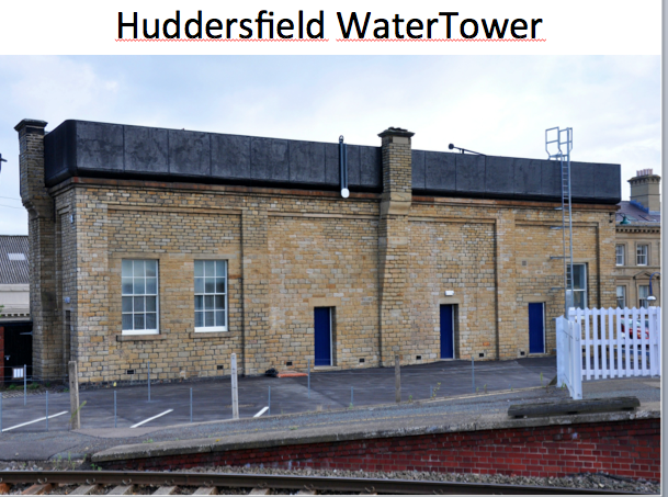 Huddersfield Watertower png