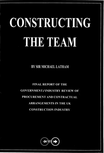 Latham Constructing team Cover png