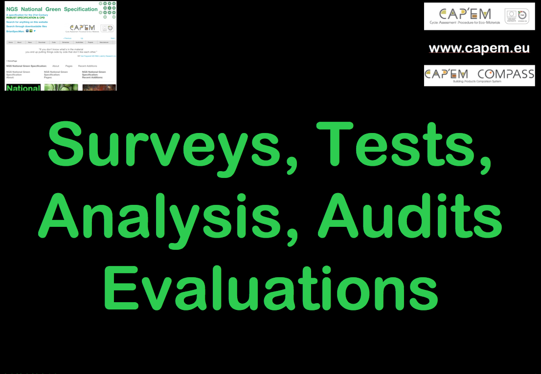 Surveys Tests Analysis CPD Cover png