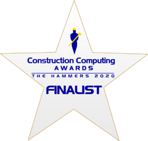 Construction Computing AWARD 2020 finalist
