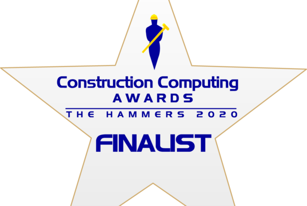 Construction Computing AWARD 2020 finalist