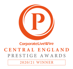 Central England Prestige Awards Winners Logo