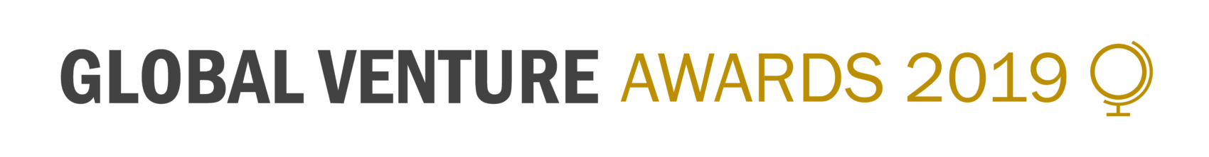 Global Venture 2019 Awards Logo