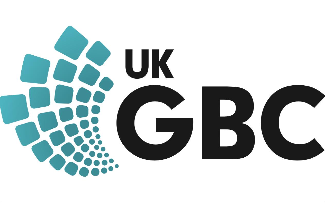 UKGBC UK Green Building Council Logo Colour