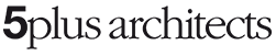 5Plus Architects Logo