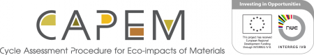 CAPEM Compass Interreg Logo