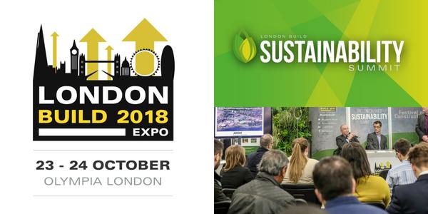 London Build Sustainability Summit 2018
