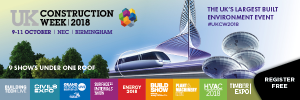UKCW 2018 UK Construction Week
