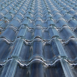 False illusion: no battens, no membranes just glass tiles and overheating