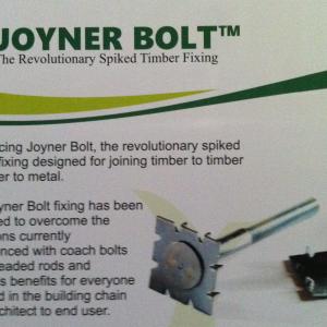 Joyner Bolt