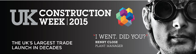 UK Construction Week 2015 I went, did you?