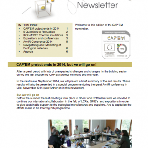 2014-07 CAPEM newsletter