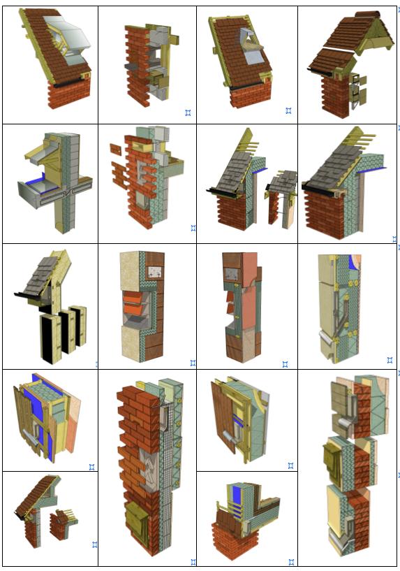 Biodiversity Book CAD Images