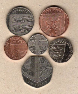 Coins Of The Realm Crest, GBE Accounts