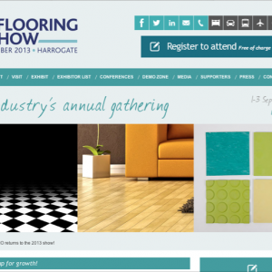 FlooringShowWebsitePage