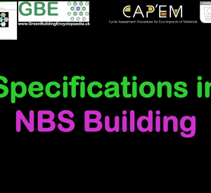 GBE CPD Cover Specification NBS World