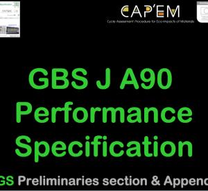 GBS J A90 PerfSpec CPDCover