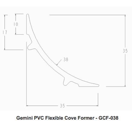 GeminiPVC GCF-038 CoveFormer 2D