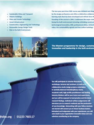 IDBE Brochure 2013-15