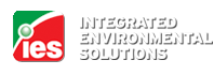 IES Integrated Environment Solutions logo
