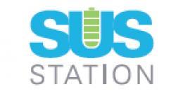 Interreg SuS Stations Logo
