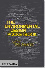 The Environment Design Pocket book cover 1st edition