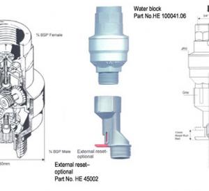 Water Block Aqua Block