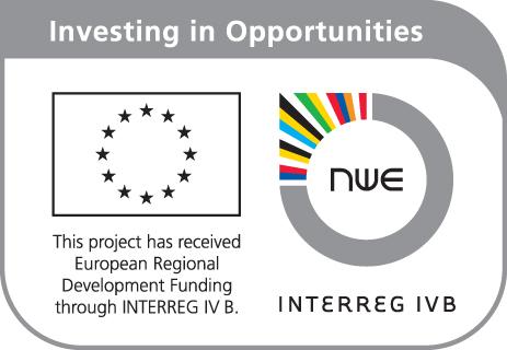 interreg IVB Logo