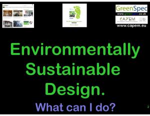 Eco Retrofit Interiors ID Challenge Cover