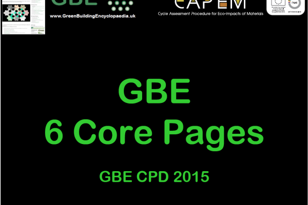 GBE CPD 6 Core Pages