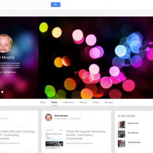 Google+BRM