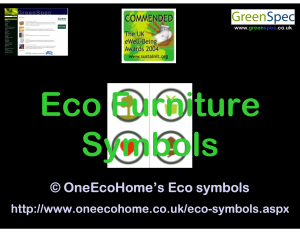 N20 Furniture One Eco Symbols Cover PNG