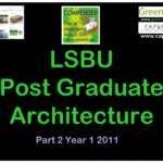 LSBU Part2 Year1 2011