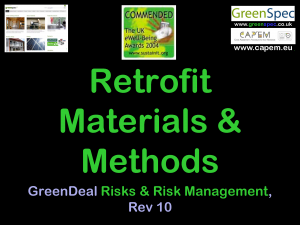 GBE CPD Retrofit Material Methods Cover