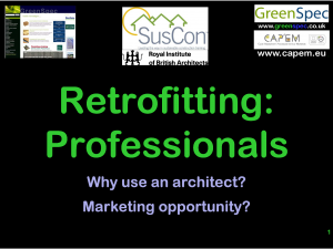 RetrofittingProfessionals