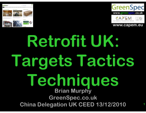 Retrofitting UK Targets Tactics Techniques CPD Cover