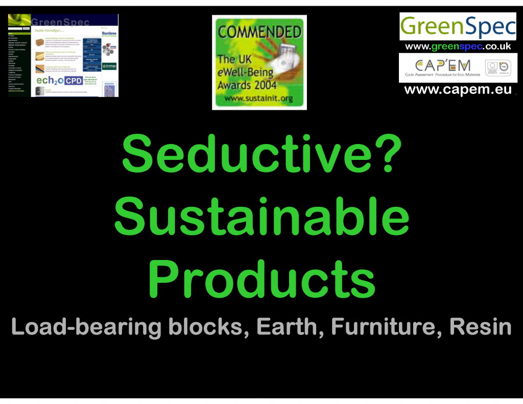 Seductive Sustainable Products (CPD) Cover PNG