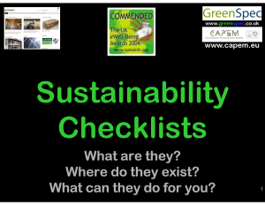 GBE CPD Sustainability Checklists Cover PNG