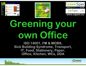 TGR Greening Your Own Office PNG