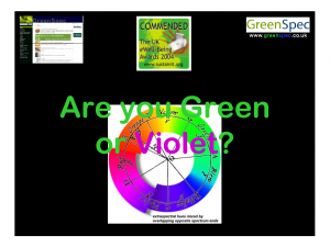 Are You Green Or Violet Definition PNG CPD Cover